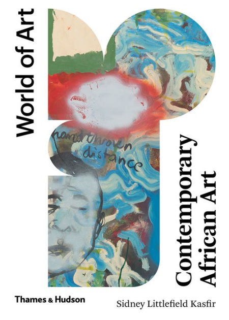 front cover of the book Contemporary African Art book by Sidney Littlefield Kasfir